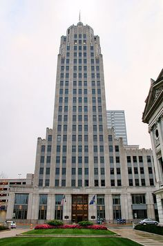 Lincoln Tower, Fort Wayne