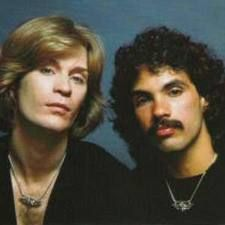 Darryl Hall & John Oates who can forget  HALL & OATES