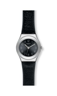 Swatch® US - SMOOTHLY BLACK - YSS268