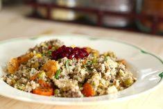Hirssilaatikko Fried Rice, Fries, Ethnic Recipes, Food, Essen, Meals, Nasi Goreng, Yemek, Stir Fry Rice