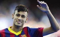 Nome: Neymar Júnior Idade: 21 anos País: Brasil