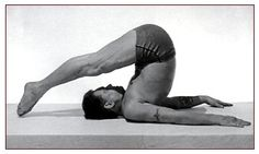 Joseph Pilates - Roll Over... useful tip. If your voice becomes high pitched or squeaky in the roll over position then you haven't opened up in your thoracic spine enough to allow the shoulder girdle to support your weight and you are collapsing into your cervical spine. Take a step back and perfect the spine stretch first.