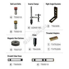 TMK510, Strong Hand BuildPro Fixturing Kit, 38 Piece