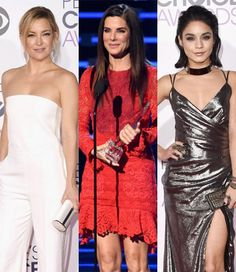 E nessa quarta-feira foi dada a largada para os red carpets de 2016!! Isso porque rolou ontem em Los Angeles o People's Choice Awards, e embora não tenha sido um tapete vermelho lá muito cheio de emoção (kd Taylor? kd Selena, Miley, Kendall..?), valeu a pena pra já esquentar a temporada! Como é uma premiação …
