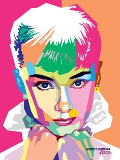 Taty Sanson e elegancia: DECOR DRAW Audrey Hepburn
