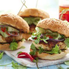 Turkey Burgers Plus