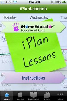 Description $9.99    Lesson planning - 1.7 now has a lesson copy feature so you do not have to enter each lesson.  Tutorial Videos on our website