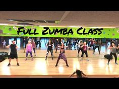 Cardio Workouts Full Zumba Class - includes warm-up and cool down! Zumba Fitness, Dance Fitness Classes, Senior Fitness, Cardio Workout At Home, At Home Workouts, Cardio Workouts, Dance Workout Videos, Cardio Dance, Dance Exercise