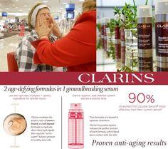 Makeover Monday @ShopCrabtree #Belk #Clarins #skincare