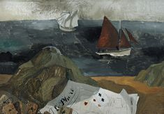 Christopher Wood - Le Phare 1930...