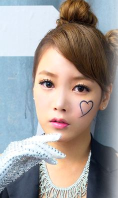 T-Ara - Sexy Love - Park In Jung (Soyeon)