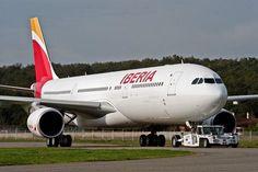 Iberia Airbus A330-302