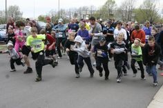 Some 700 people ran and walked for literacy at the Coon Rapids Dam Regional Park Saturday morning.