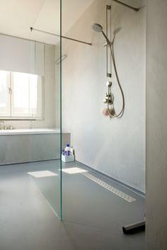 Interieurideeën | mooi alternatief voor tegels in douche, Laguzzo Door angela.meulman