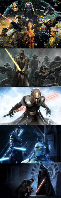 The Force Unleashed, Star Wars Darth Vador