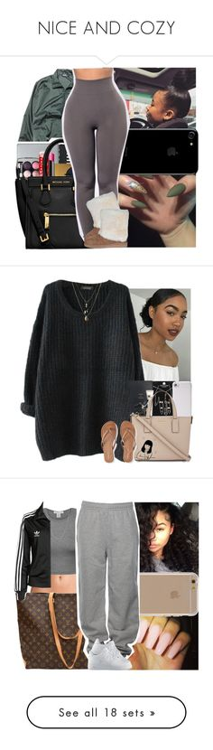 """NICE AND COZY"" by yani122 ❤ liked on Polyvore featuring beauty, Ralph Lauren, UGG Australia, Topshop, PhunkeeTree, Smythson, Origins, Kate Spade, Aéropostale and Orelia"