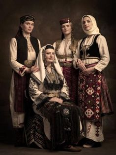 serbian traditional dress - Google Search