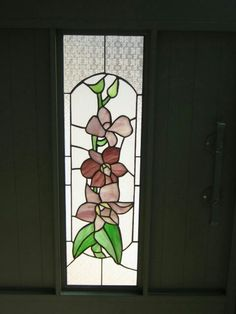 Stained glass window by silvina designs israel