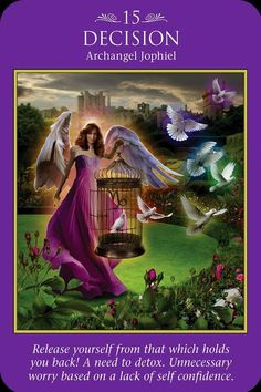 Tarot astrology is the system through which a reading of the cards in a tarot deck help you through troubled times by offering a reflection on your past, present and future. Tarot is closely associated with astrology as each card rela Tarot Decks, Archangel Jophiel, Archangel Prayers, Signs From The Universe, Novena Prayers, Angel Guidance, Doreen Virtue, Spiritual Messages, Angel Cards