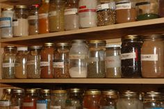 Herbs and Spices Are Key to Reducing Your Sodium Intake | Food and Nutrition Magazine | Stone Soup Blog