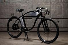 The Derringer Electric Bike