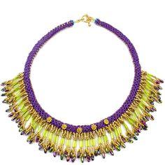 Woodstock Necklace Bead Weaving Kit