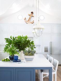 Burnham Design's Coastal Living Showhouse Kitchen