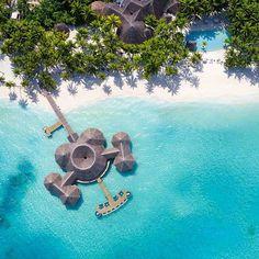 Gili Lankanfushi #Maldives @ismailniyaz #maldivesislands ☘