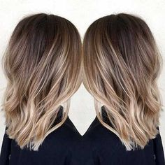 Best Balayage Hair Color Ideas For Beauty Women Ombre Hair Color, Hair Color Balayage, Hair Highlights, Ombre Style, Balayage Hairstyle, Blonde Hairstyles, Subtle Blonde Highlights, Bayalage, Hair Colour