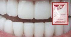 Mit diesem Trick erhältst du weiße Zähne in 180 Sekunden. Und biologisch ist es…