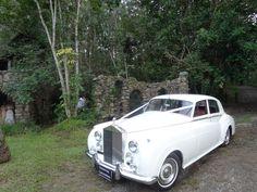Somerton Limousines' Rolls-Royce Silver Cloud.