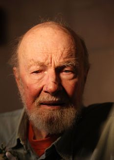 "Pete Seeger promotes his book, ""Pete Seeger: His Life in His Own Words"" at Bryant Park: http://nyr.kr/Ooaslr"