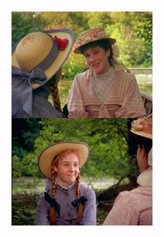 I heard you were a strange girl, Anne Shirley.. but I think we're going to get along well!