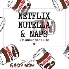 aproveita que hoje rola croissant de nutella no @morumbishopping ❤️ #nutella #❤️ #wtf #food