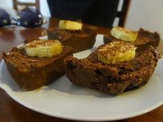 Raw Vegan Chocolate Banana Fudge Recipe | Raw Food Bali