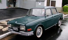 VW 1600 1969 - Zé do Caixão - Lançado no final de 1968, era um modelo exclusivo da Volkswagem Brasileira.