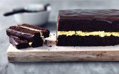 De holdt for næsten 100 år siden, og de holder stadig. Få opskrifterne på chokoladekage med smørcreme, Toscakage, Smørkage med remonce og et klassisk sigtebrød.