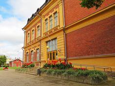 Museum of Art in Joensuu, Finland Libraries, Museums, Art Museum, Mythology, Places, Winter, Travel, Finland, Winter Time