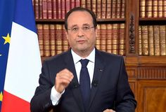Hollande Addresses Nation on EU Failure 5-26-2014