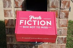 Subscription box curated by readers like you! Each box includes fiction print and e-books.