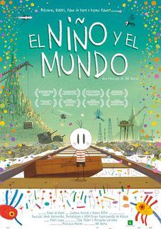 Un niño pequeño vive con su familia en una idílica zona rural de Brasil hasta que su padre tiene que irse a trabajar a la ciudad. El niño decide emprender un viaje para encontrarlo...