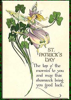 BlackDog's Vintage St. Patrick's Day Cards