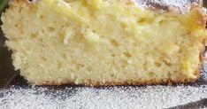 Κέικ λεμόνι με κρέμα λεμόνι εξαιρετικό !!! Κρέμα 450 γρ γάλα 80 γρ ζάχαρη 2 κρόκους 35 γρ κορν Φλάουρ 1 λεμόνι μέτριο ξύσμα και... Cornbread, Vanilla Cake, Clever, Amazing, Ethnic Recipes, Desserts, Food, Millet Bread, Tailgate Desserts