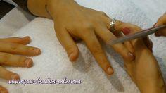 Chap1.Vidéo1: Préparation de l'ongle