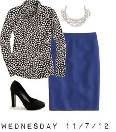 """""""OOTD 11/7/12"""" by jcrewcrazy on Polyvore"""