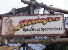 Indiana Jones Epic Stunt Spectacular! (my goal on the next trip is to be IN the show!)
