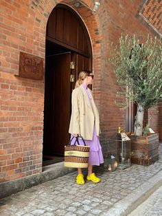 Return of the crocs...updated! Yellow Crocs, Crocs Fashion, Bra Size Calculator, Clogs Outfit, Fashion Words, Crocs Classic, Crocs Shoes, Everyday Dresses, Classic Outfits