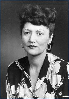 """Elizabeth Wanamaker Peratrovich, Tlingit Native American; successfully inspired Alaska Senate to pass state's Anti-Discrimination Act, 1945, Banning Blatant Discrimination, (ie: """"no natives allowed""""  posted in storefronts). http://blog-aauw.org/2011/03/16/elizabeth-peratrovich/"""