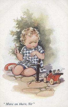 Иллюстрации от Nina Brisley. Обсуждение на LiveInternet - Российский Сервис Онлайн-Дневников