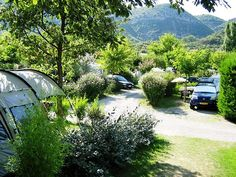 Camping Sahune - Drôme Provençale Valley Blue
